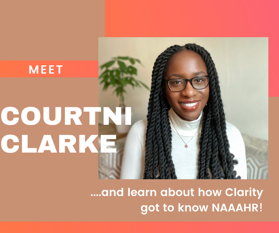 meet courtni clarke